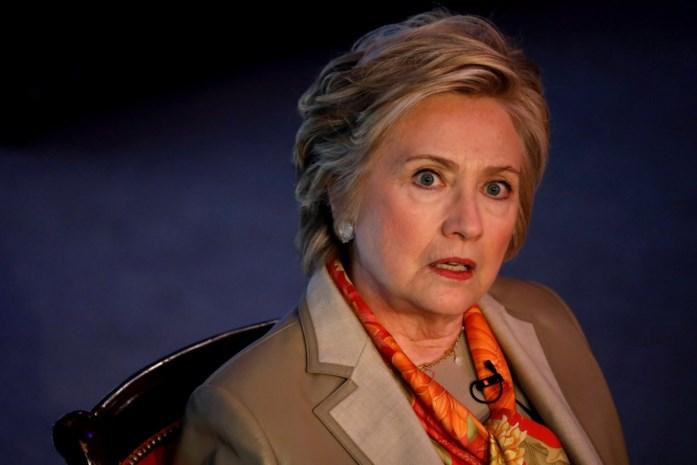 Hillary Clinton hekelt opnieuw Russische inmenging bij verkiezingen
