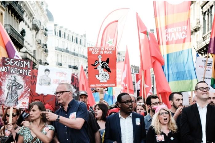 Bonden komen opnieuw op straat voor nieuw sociaal akkoord
