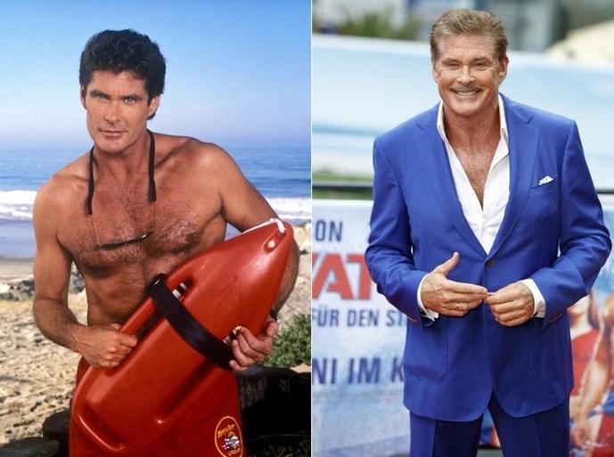 Zo zien de sterren van populaire tv-serie Baywatch er nu uit