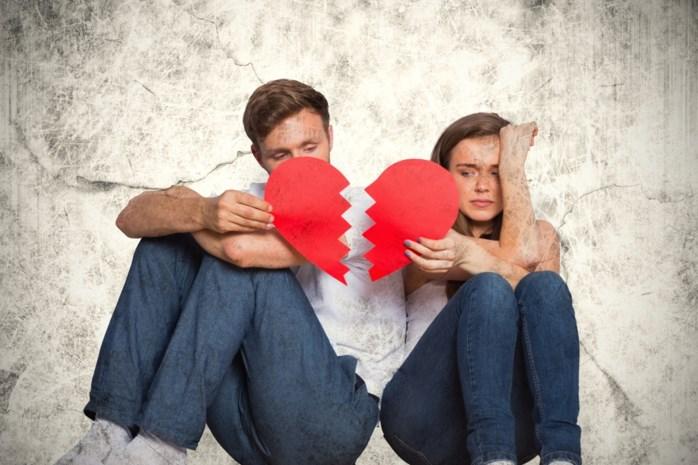 Vrouwen en mannen onthullen de échte reden waarom ze hun partners gedumpt hebben