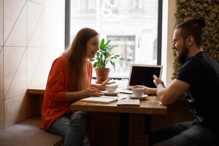 Donderdag datedag was een succes en krijgt een vervolg: vooral vrouwen tussen 25 en 40 willen tips voor hun relatie
