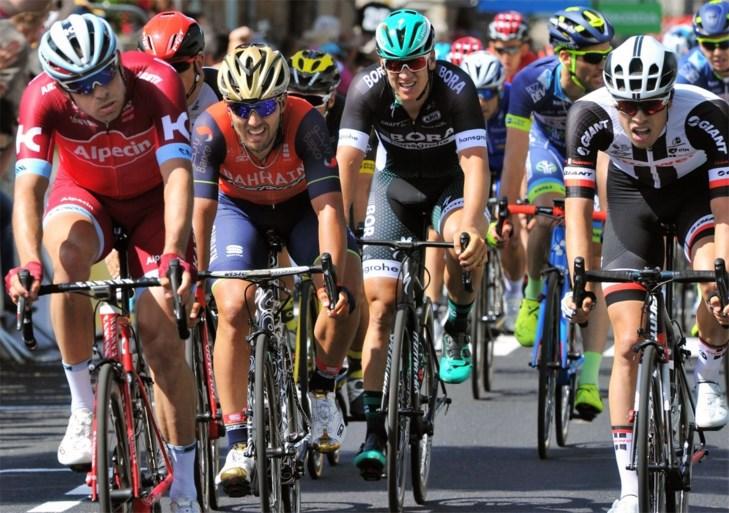 """Thomas De Gendt blijft leider in Dauphiné: """"Toch beter dan de bolletjestrui"""""""