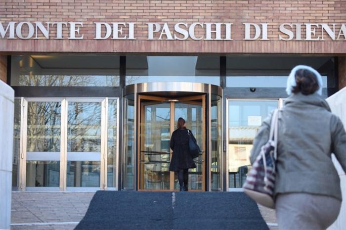 Europa zet licht op groen voor redding Italiaanse bank Monte dei Paschi di Siena