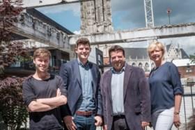 Mark Uytterhoeven promoot weekendje Mechelen