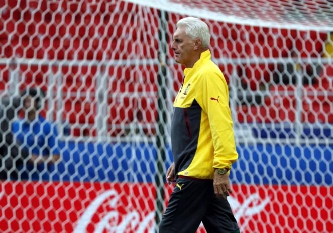 """Hugo Broos: """"Een Afrikaans land zal ooit het WK voetbal winnen"""""""