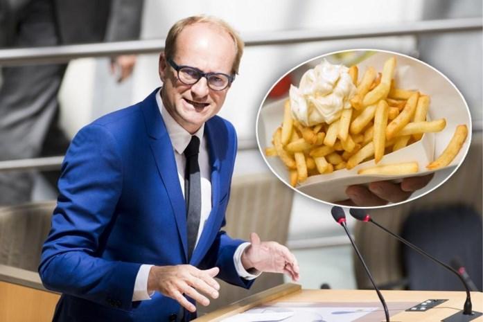 """Weyts: """"Europese Commissie brengt onze frietcultuur in gevaar"""""""
