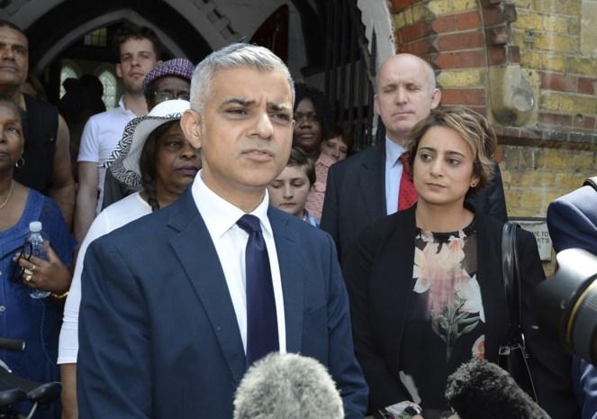 """Burgemeester Londen: """"Brand had vermeden kunnen worden"""""""