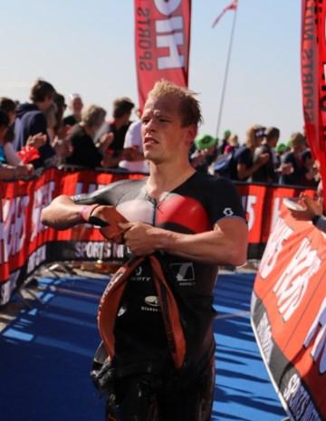 Pieter Heemeryck wordt vierde op EK Ironman 70.3