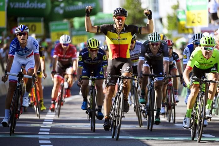 Gilbert opnieuw in top 5, Van Avermaet blijft leider in WorldTour-stand