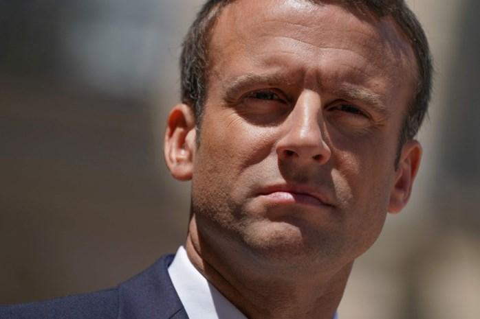 """Parlementsverkiezingen Frankrijk: """"Partij van president Macron behaalt absolute meerderheid"""""""