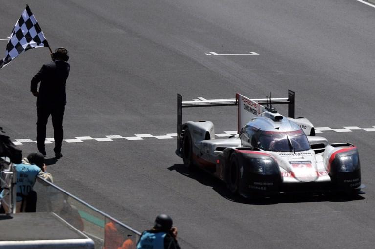 Porsche pakt alsnog de zege in 24u van Le Mans na wedstrijd vol dramatiek