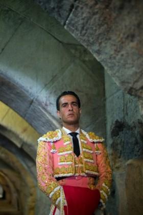 Spaanse matador gedood door stier in Franse arena