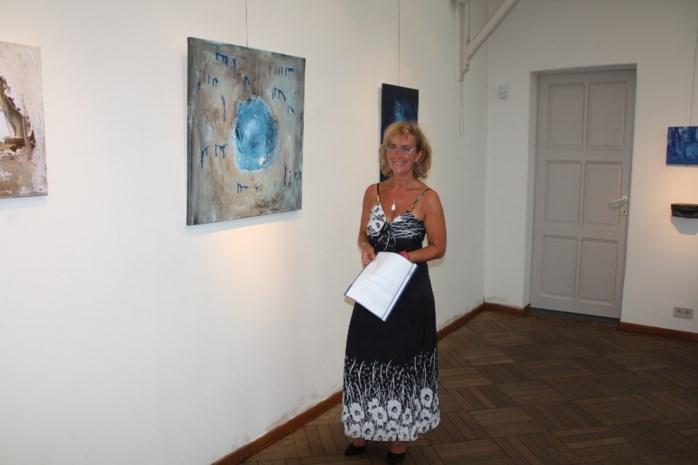 Martine De Clercq houdt eerste solotentoonstelling