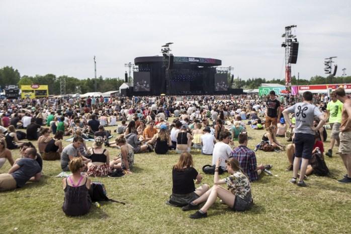 Zo gaat Rock Werchter festivalgangers waarschuwen bij noodgeval