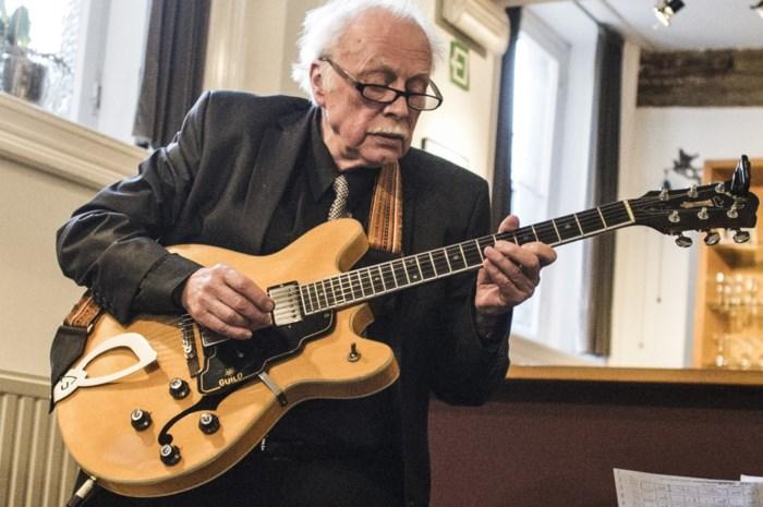 Jazzgitarist Willy Donni overleden