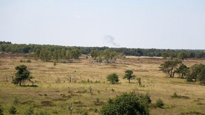 Brandfase voor Antwerpse natuurgebieden verlaagd van rood naar oranje