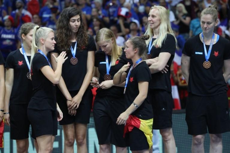 Spanje is Europees kampioen basketbal, Belgian Cats glunderen op podium