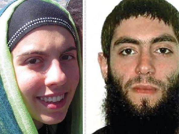 """Italiaanse jihadiste opgepakt """"net voor vertrek naar België, naar haar Molenbeekse verloofde"""""""