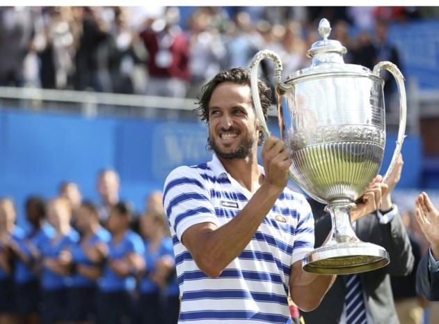 Feliciano Lopez steekt titel in ATP Queen's op zak