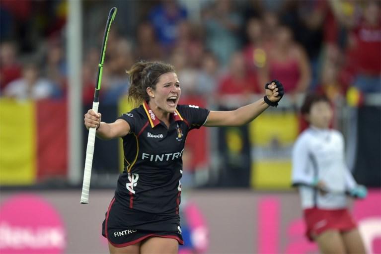 Red Panthers boeken historische overwinning tegen Nieuw-Zeeland en staan in kwartfinales World Hockey League