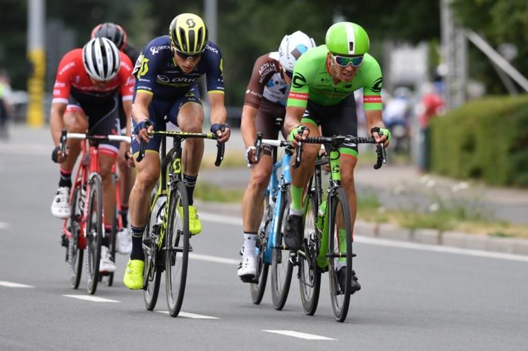 """REACTIES. Oliver Naesen: """"Als Belgisch kampioen naar de Tour? Da's wijs he!"""""""