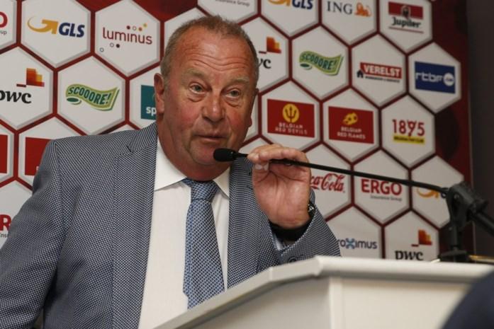 Michel D'Hooghe (FIFA) keert even terug naar KBVB