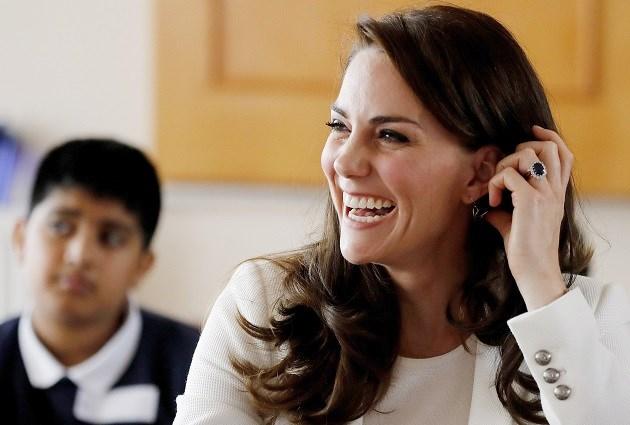 Make-upartieste verklapt het geheime beautyritueel van Kate Middleton