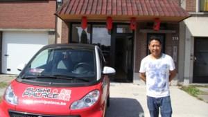 Sushi Palace: sushi supersnel én smakelijk