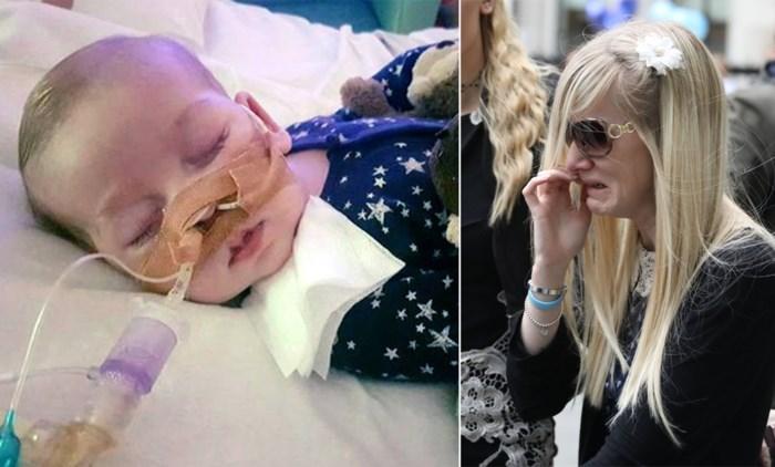 Ouders weten dat hun zoontje morgen zal sterven, maar mogen hem niet mee naar huis nemen van de dokters