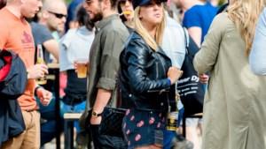 """Dries Mertens feest met Kat op Rock Werchter: """"Niet goed bezig"""""""