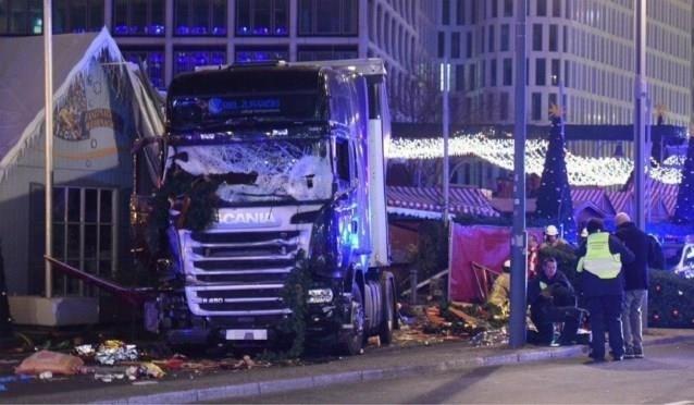 Terrorist die 11 mensen doodde op kerstmarkt Berlijn handelde alleen