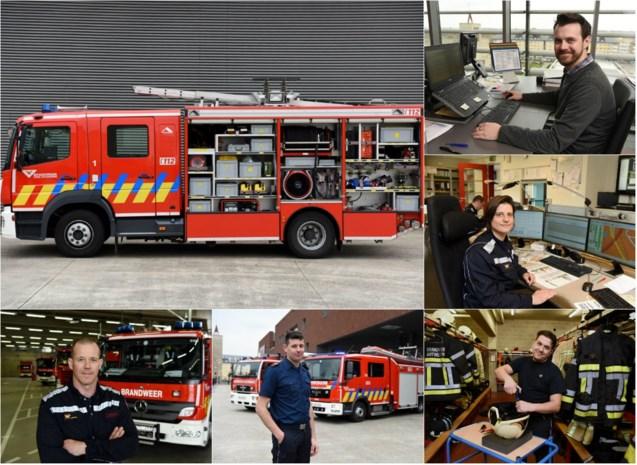 """200 jaar Brandweer Zone Antwerpen: """"Bij de brandweer gaan was een jongensdroom"""""""