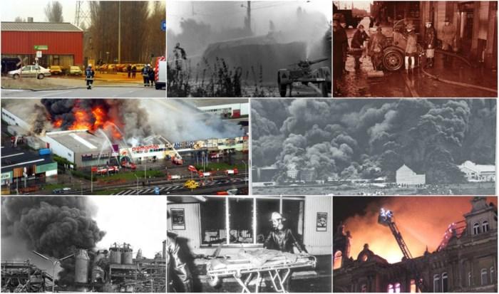 200 jaar Brandweer Zone Antwerpen: dit waren enkele van de grootste incidenten