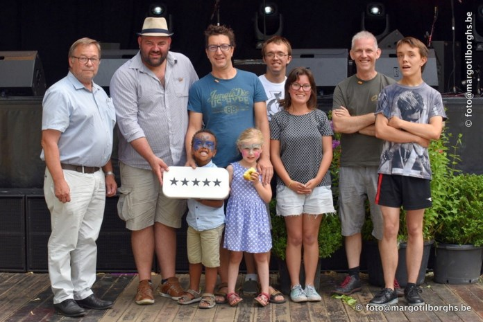 Gemeente haalt als eerste in de provincie Antwerpen het vijfsterrenfairtradelabel binnen