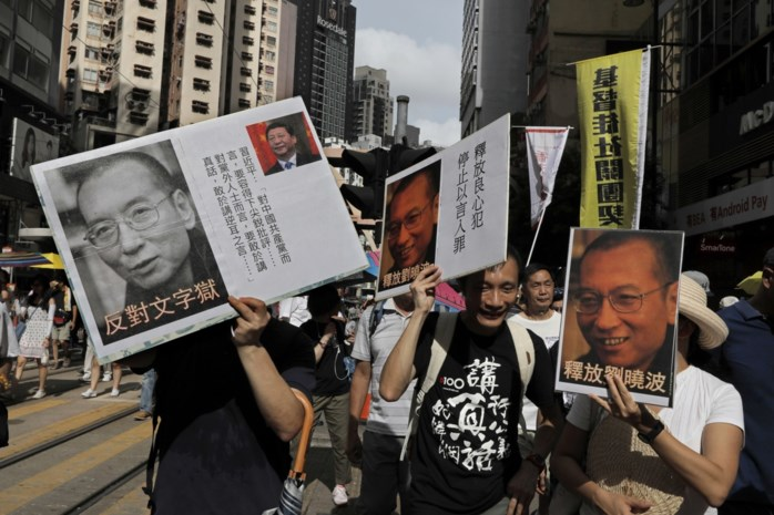 Chinese Nobelprijswinnaar wil behandeling in buitenland
