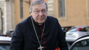 Van seksueel misbruik beschuldigde kardinaal aangekomen in Australië