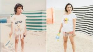 """Met rapster Slongs Dievanongs (38) terug naar haar zomers aan zee: """"Er hing een echte hippie-vibe"""""""