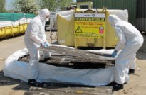 Nieuw proces-verbaal tegen asbeststort in Sint-Niklaas
