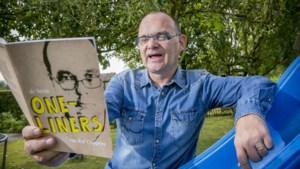 """Razendsnelle comedian onthaast in kringloopwinkel: """"Geert Hoste verkoop ik voor 10 cent"""""""
