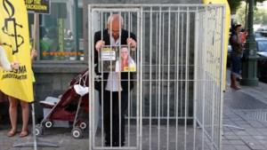 Turkse Amnesty International-directeur blijft in de cel