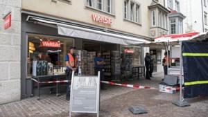 """Aanval met kettingzaag in Zwitserland: """"Dader is 51-jarige eenzaat die veel in het bos rondhangt"""""""