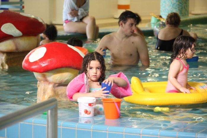 Sportoase zorgt voor vakantiepret met springkasteel