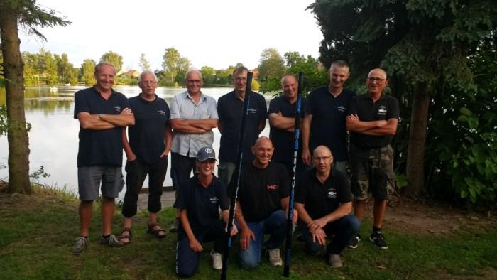 Koppel vissers wint met 57 kg wedstrijd van jubilerende visclub Ons Genoegen