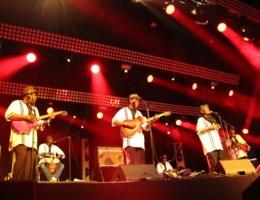 Bandleden Ali Farka Touré brengen hommage aan overleden 'Vader van de Malinese Blues'
