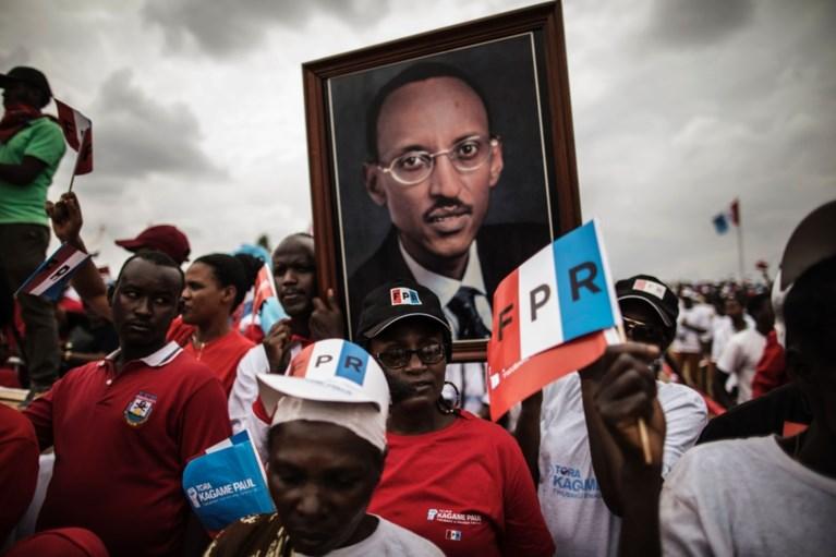 Paul Kagame blijft president van Rwanda