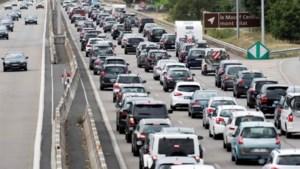 Opnieuw bijzonder druk verkeersweekend op vakantiewegen
