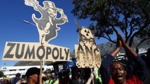 Zuid-Afrikaanse president overleeft opnieuw stemming over motie van wantrouwen