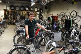 Antwerpse fietshersteller repareert geen in supermarkt of via het internet gekochte fietsen