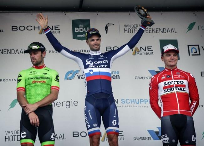 Mezgec sprint naar zege in Veenendaal-Veenendaal Classic