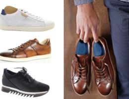 Mannen: Zo draag je sneakers onder elke outfit